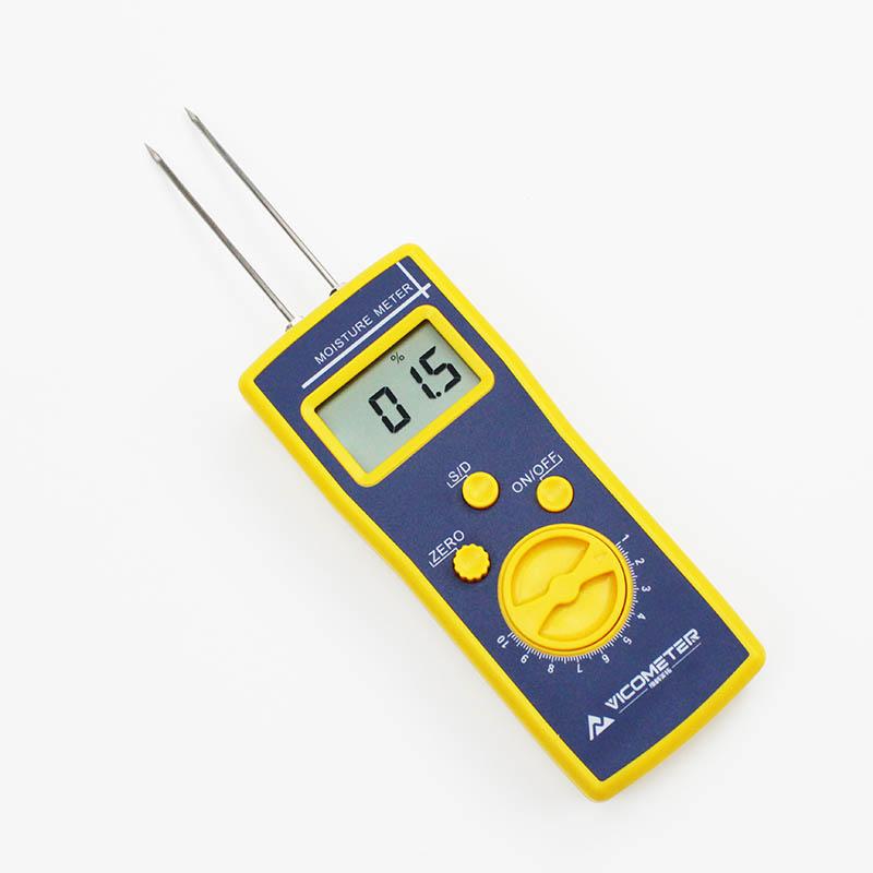 VM-220D多功能双针水分测定仪