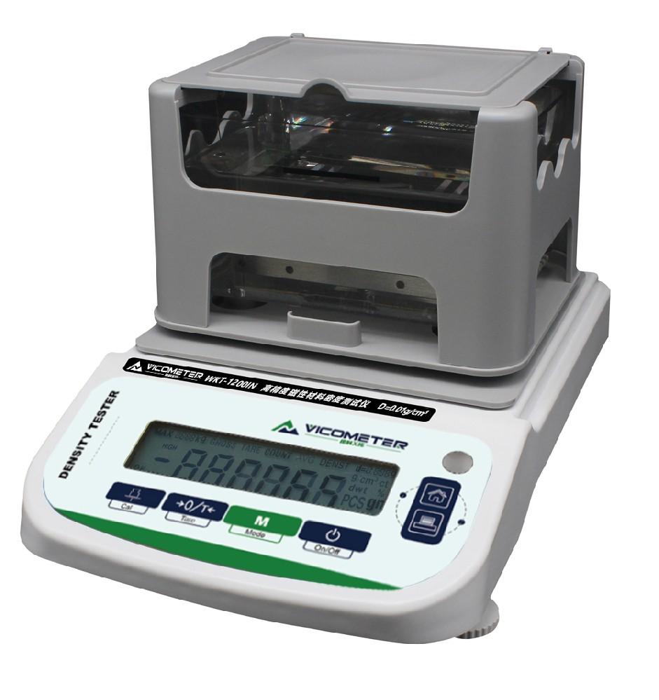 WKT-1200IN高精度磁性材料密度测试仪