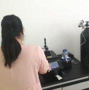 江西3L医疗制品有限公司卡尔费休水分仪装机报告